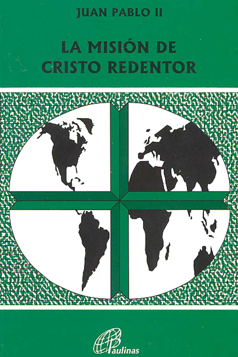 117. La misión de Cristo Redentor