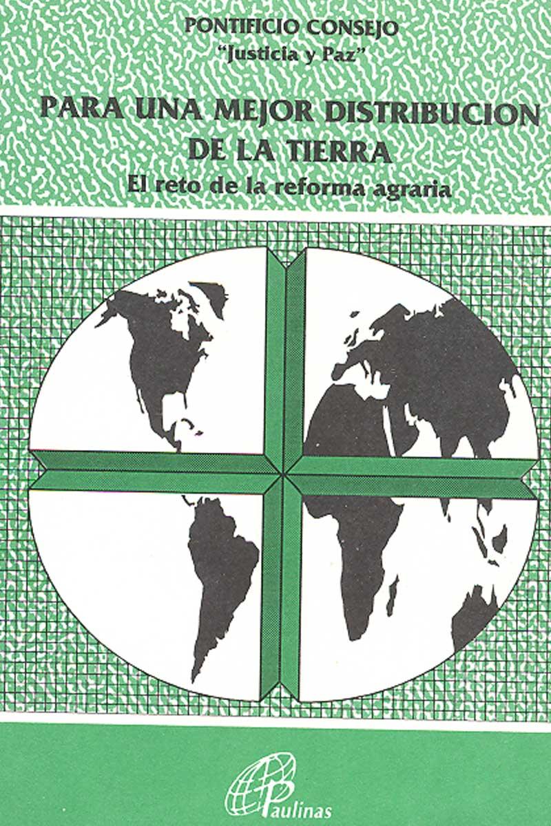 133. Para una mejor distribución de la Tierra