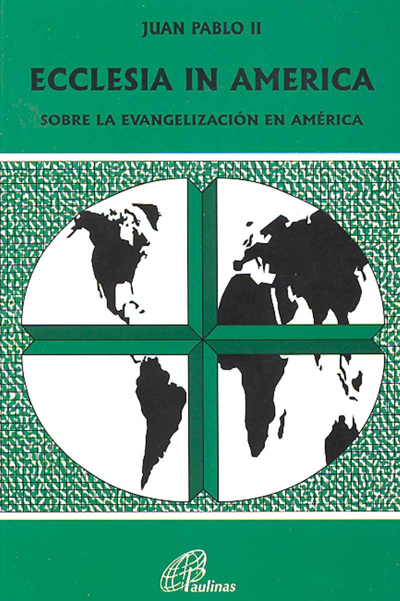 139. Eclessia in america, sobre la evangelización en América