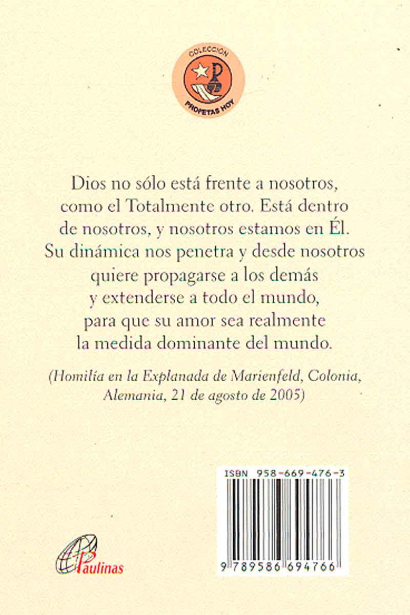 "Benedicto XVl ""Defensor de la fe"""