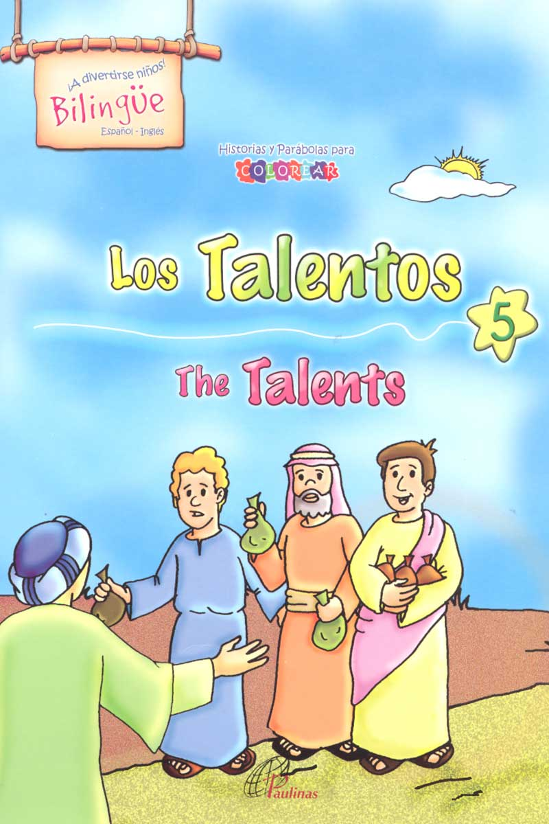 Los Talentos, the talents-Bilingüe