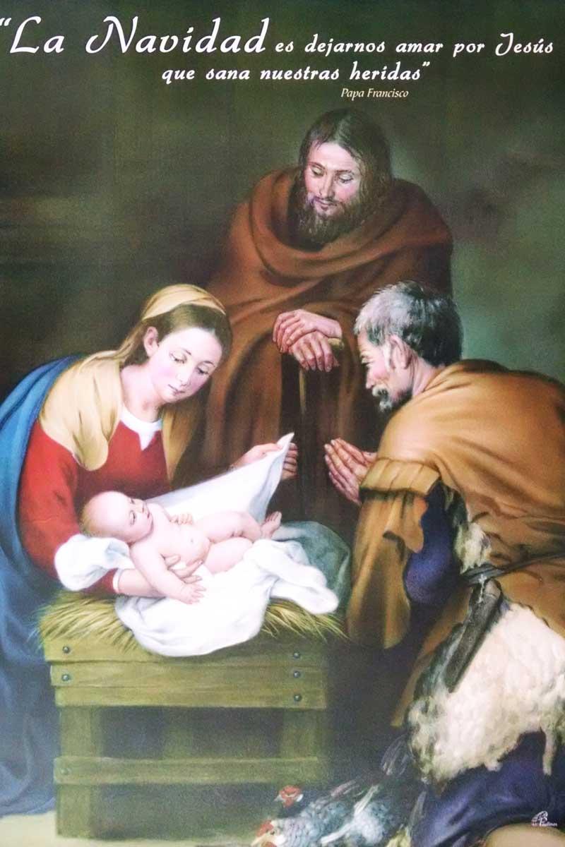 Afiche-Devoción número 84-Navidad