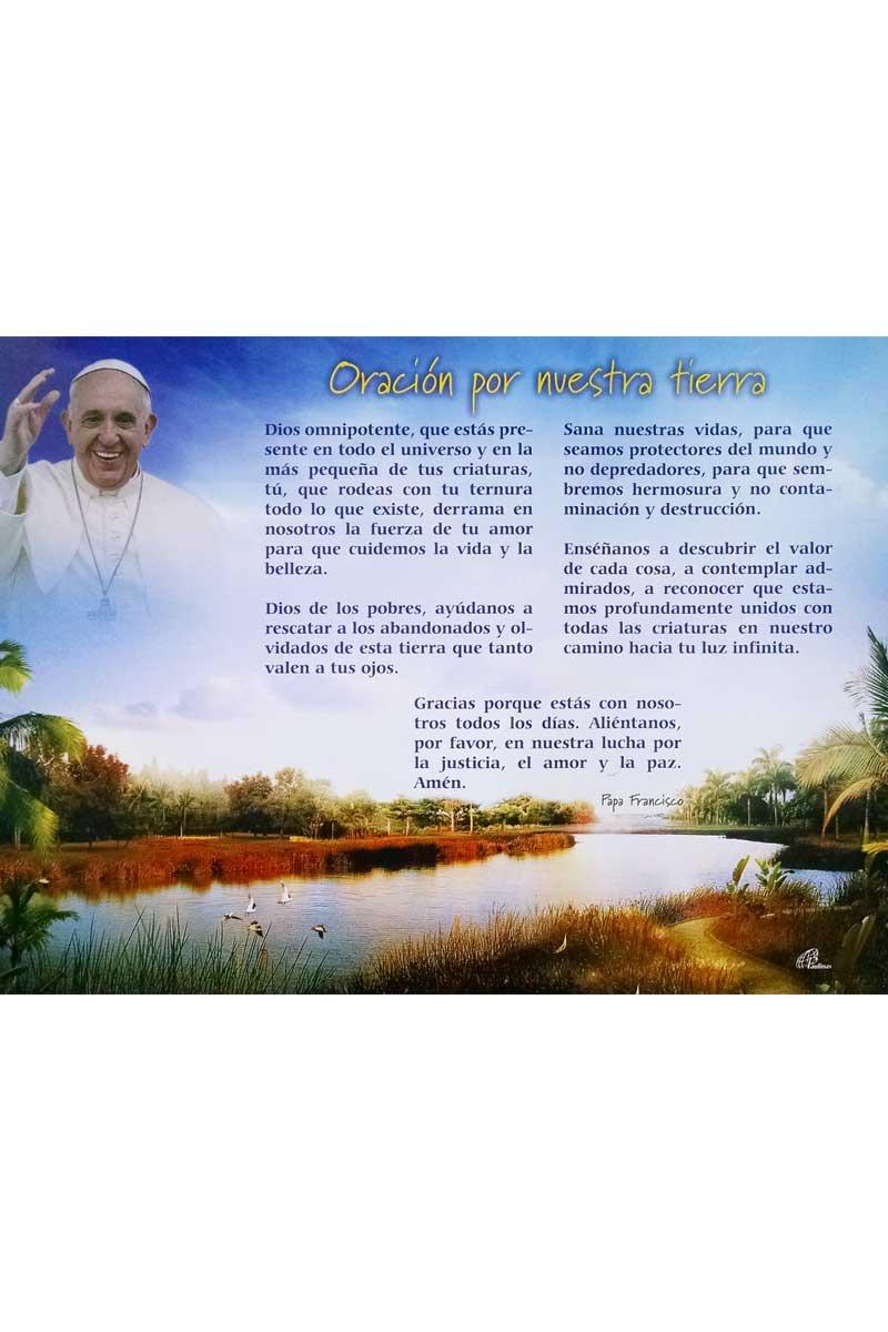 AficheDevoción-número 91-Oración por nuestra Tierra