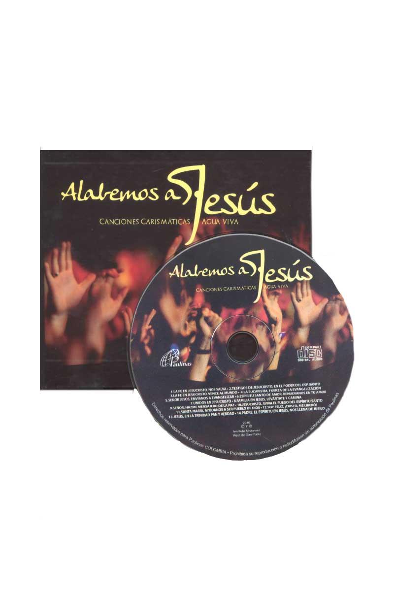 CD-Alabemos a Jesús