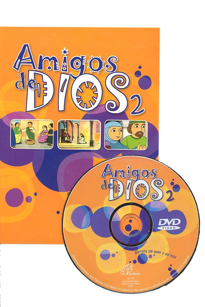 Amigos de Dios 2 -DVD