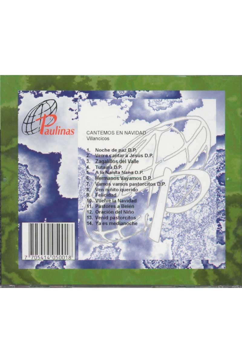 Cantemos en Navidad vol 1-CD