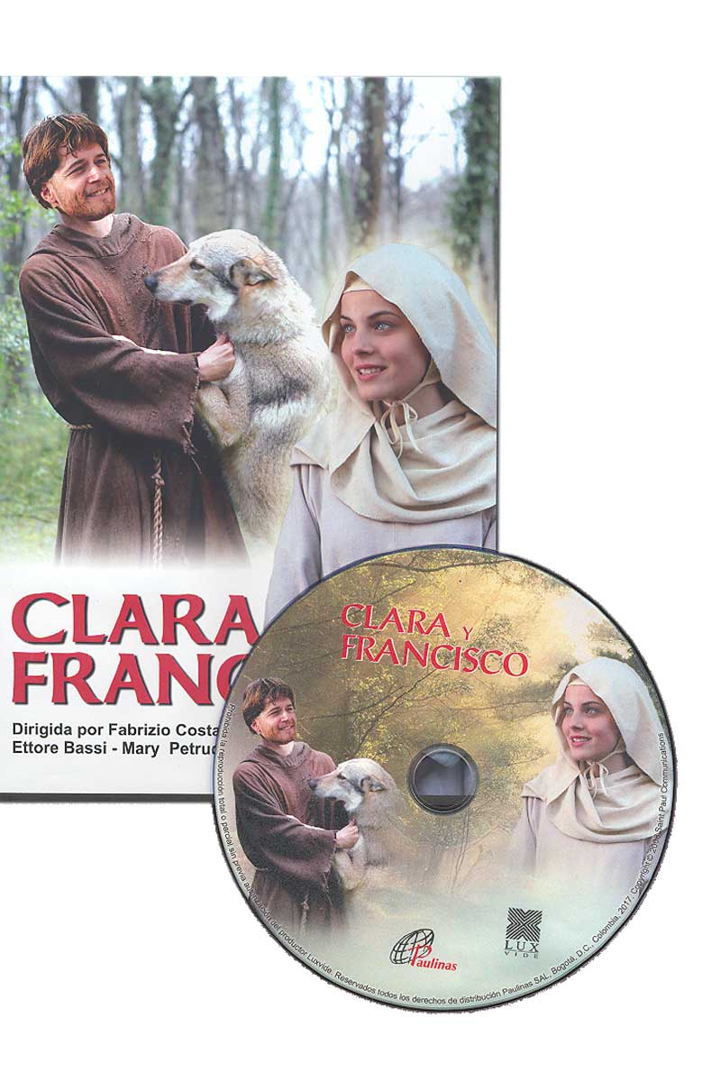 Clara y Francisco -DVD