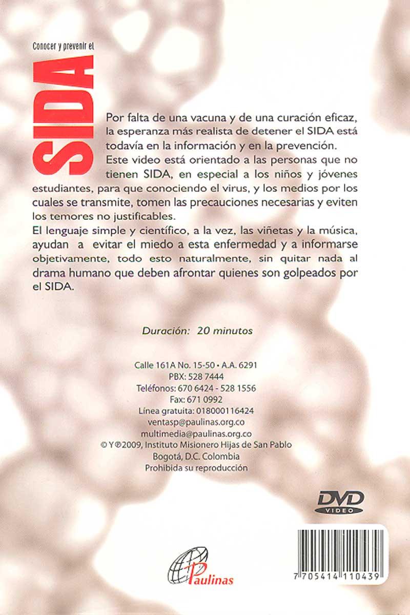 Conocer y prevenir el SIDA -DVD