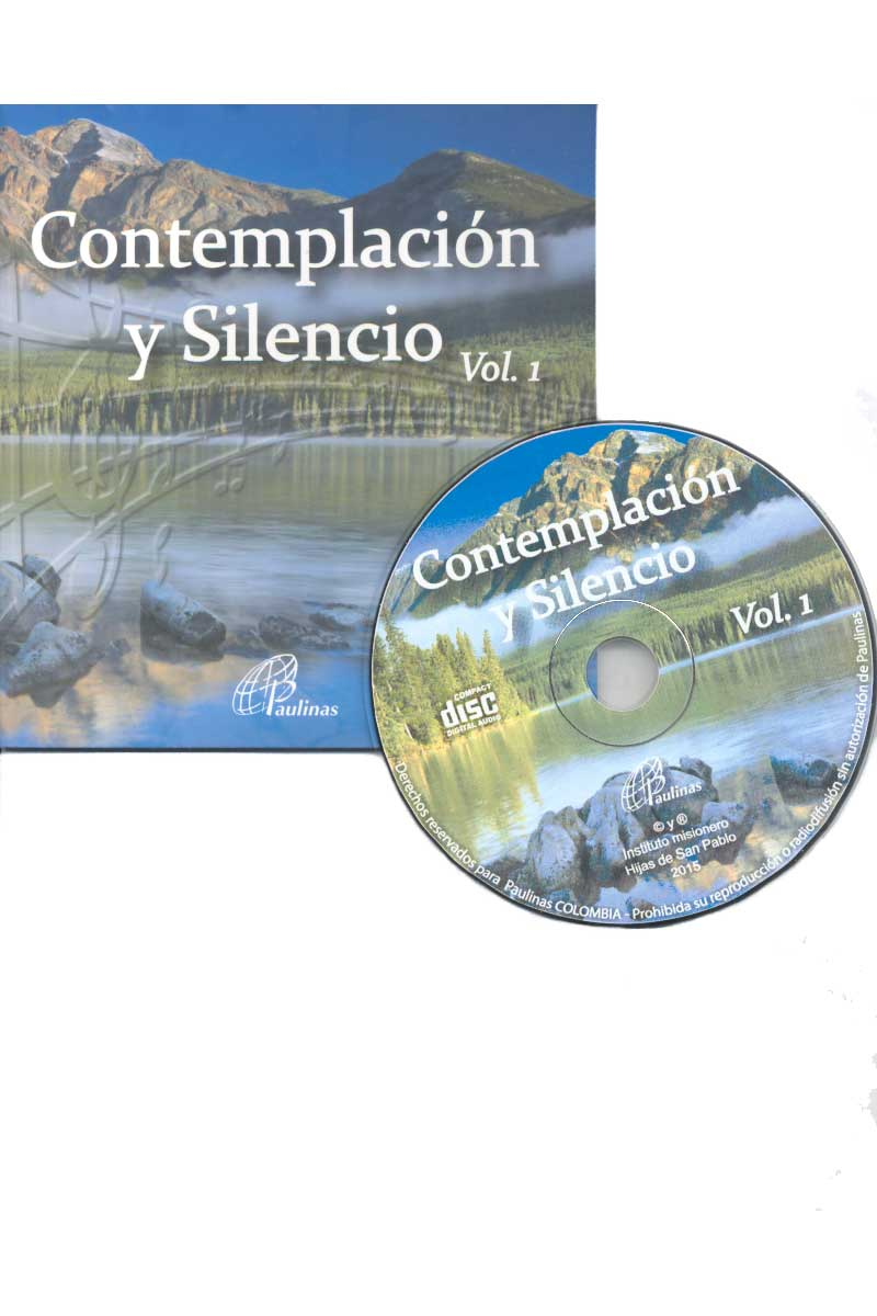 CD-Contemplación y silencio volumen 1