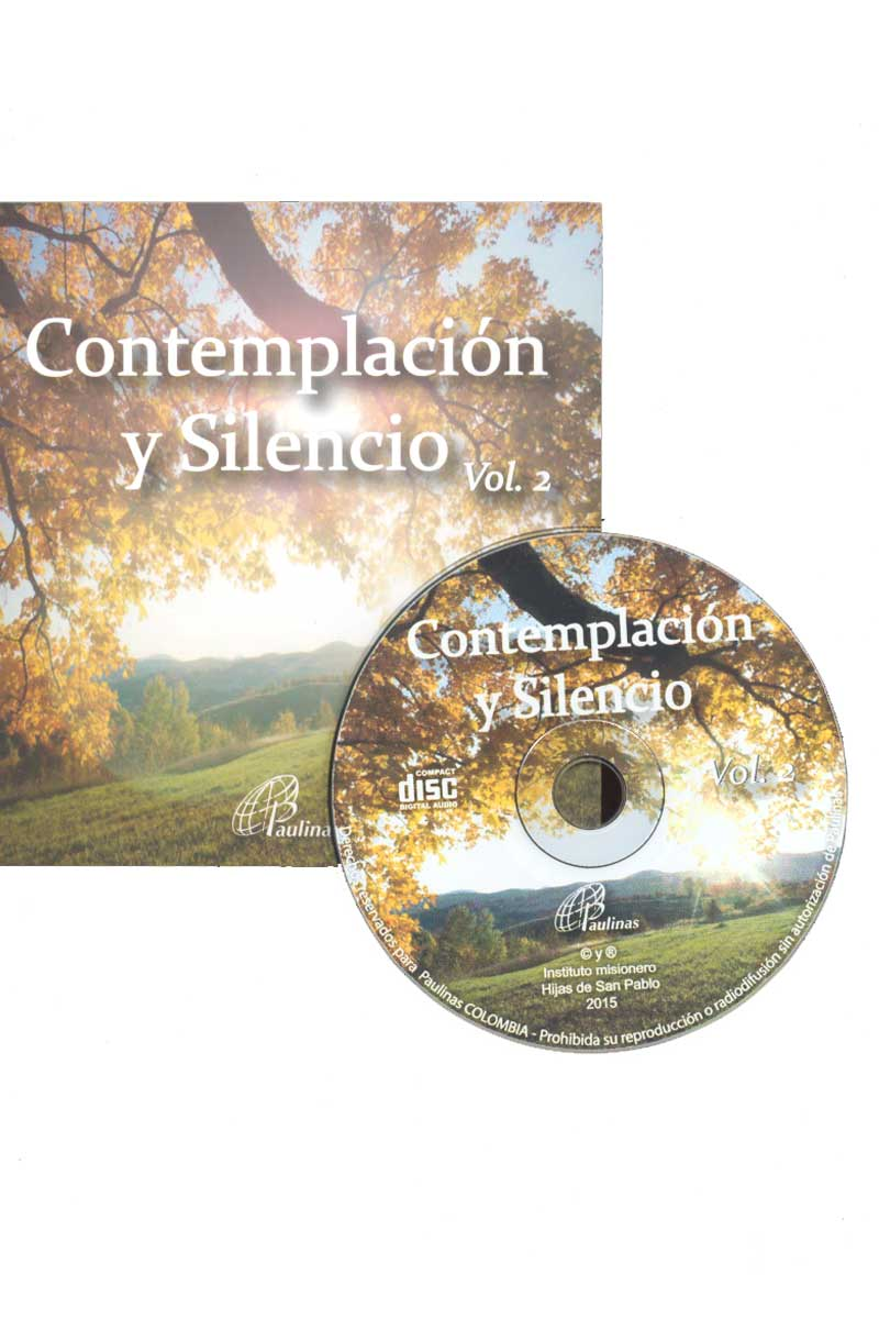 CD-Contemplación y silencio volumen 2
