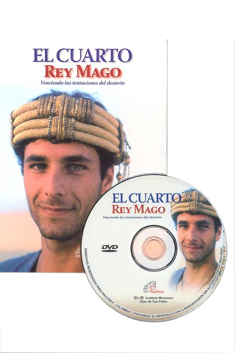 El cuarto Rey mago -DVD