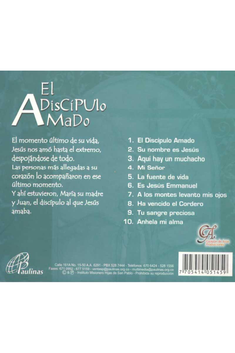 El Discípulo amado -CD