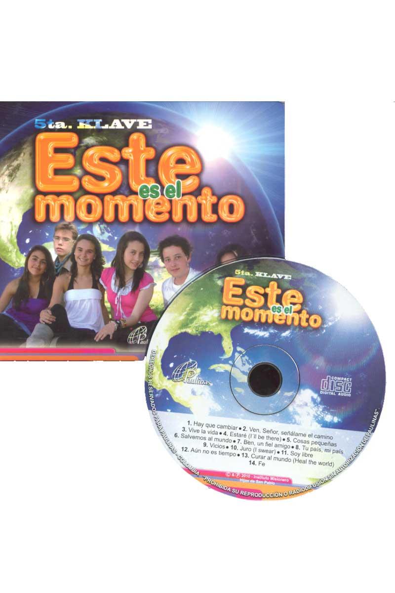 Este es el momento -CD