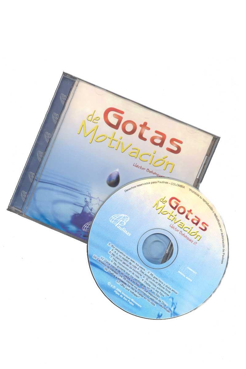 Gotas de motivación -CD