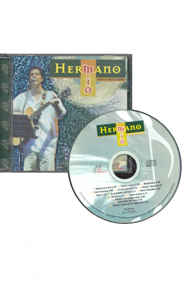 Hermano mío -CD