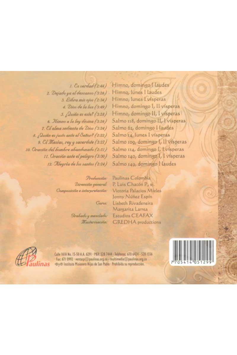 Himnos y Salmos -CD