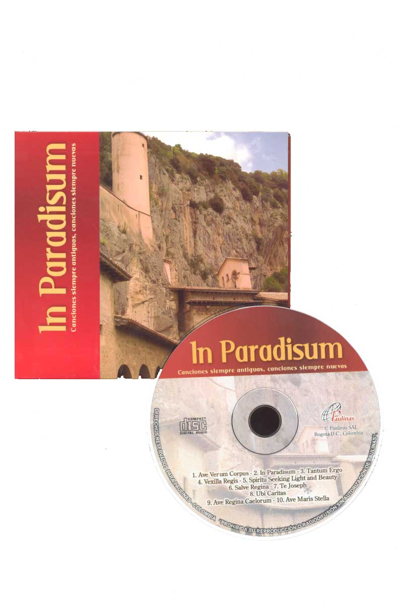 CD-In Paradisum