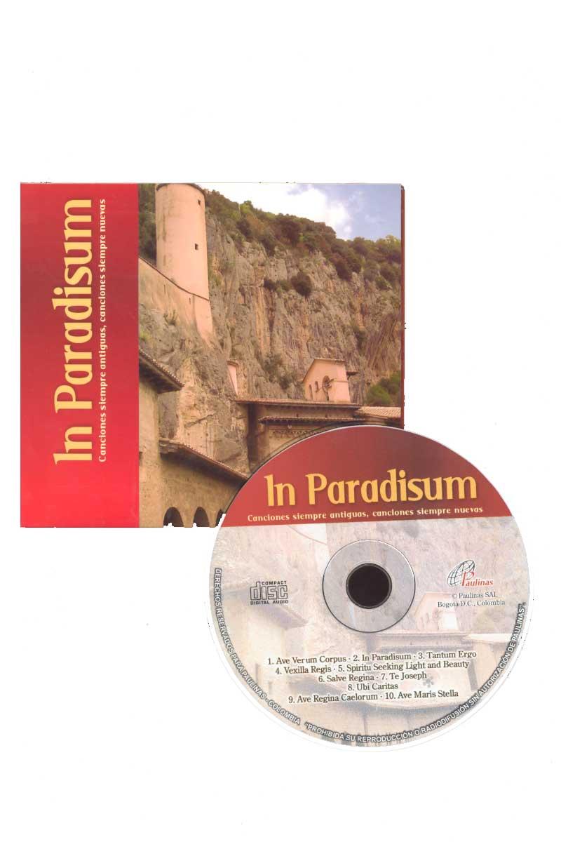 CD-In Paradisum