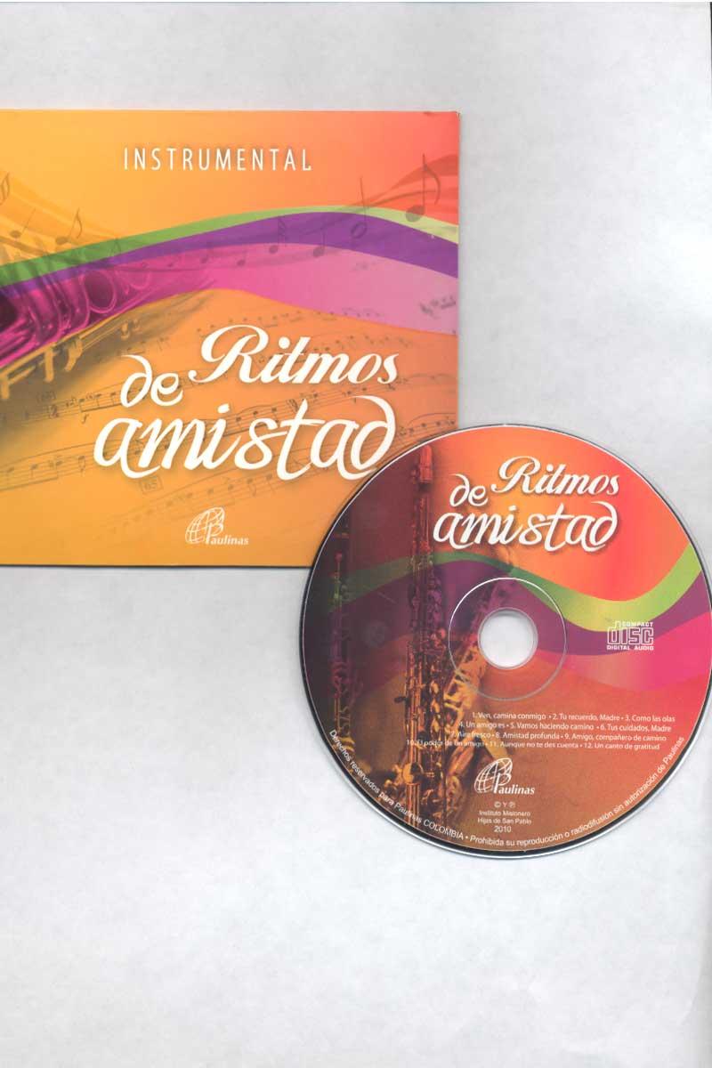 CD-Instrumental-Ritmos de amistad