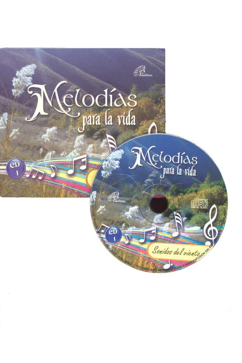 Melodías para la vida -CD 1