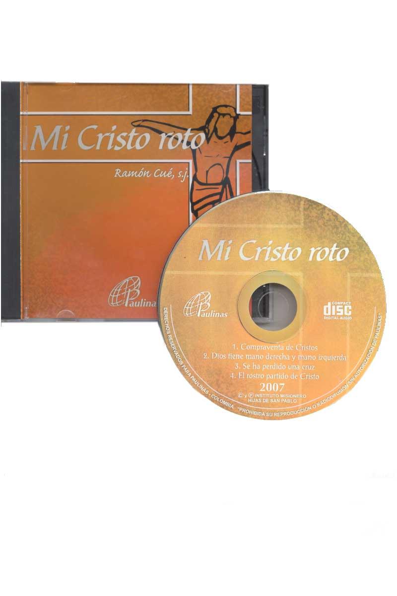 Mi Cristo roto -CD