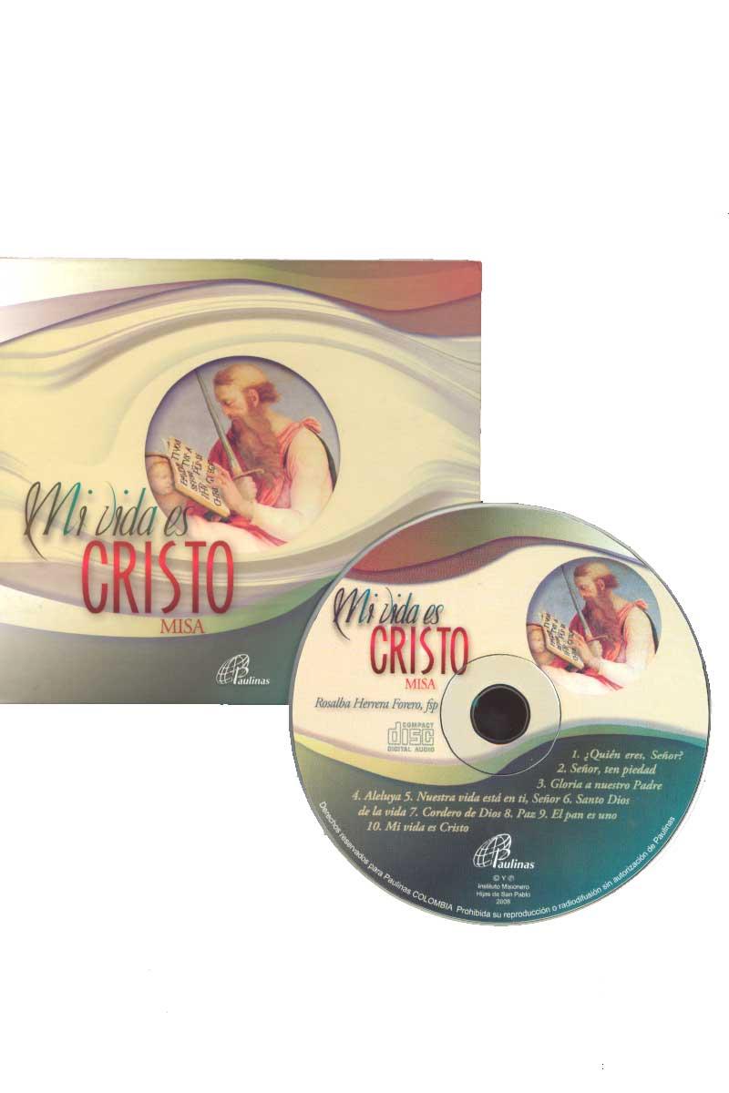 Mi vida es Cristo -CD