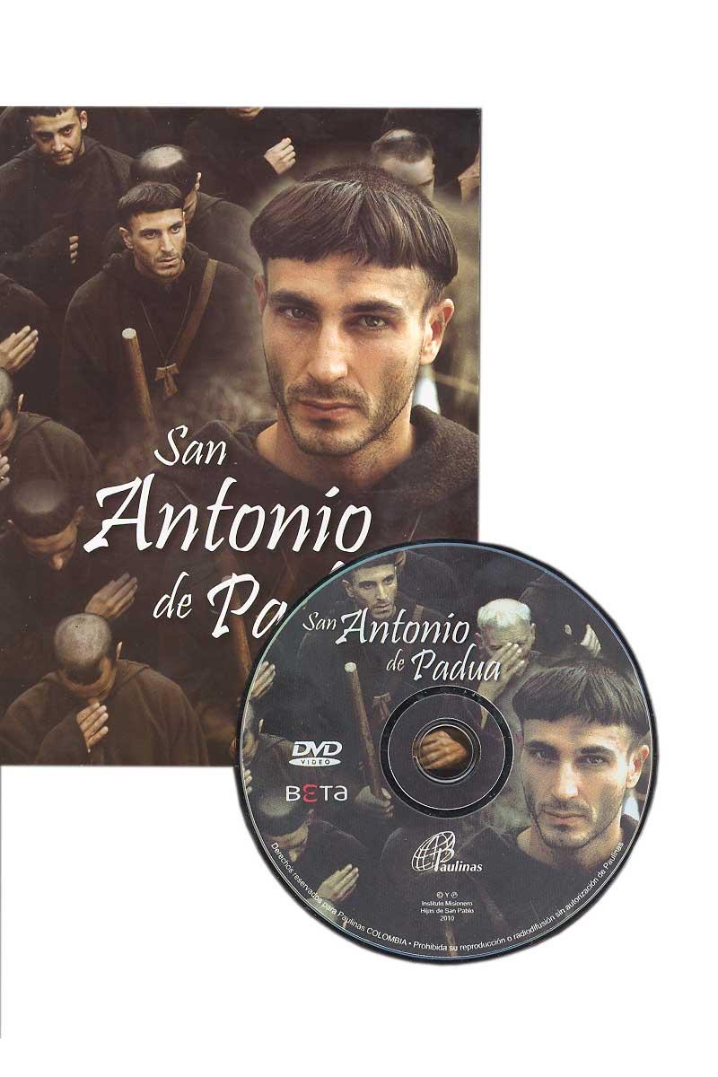 San Antonio de Padua -DVD