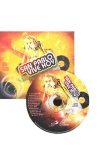 San Pablo vive hoy - CD