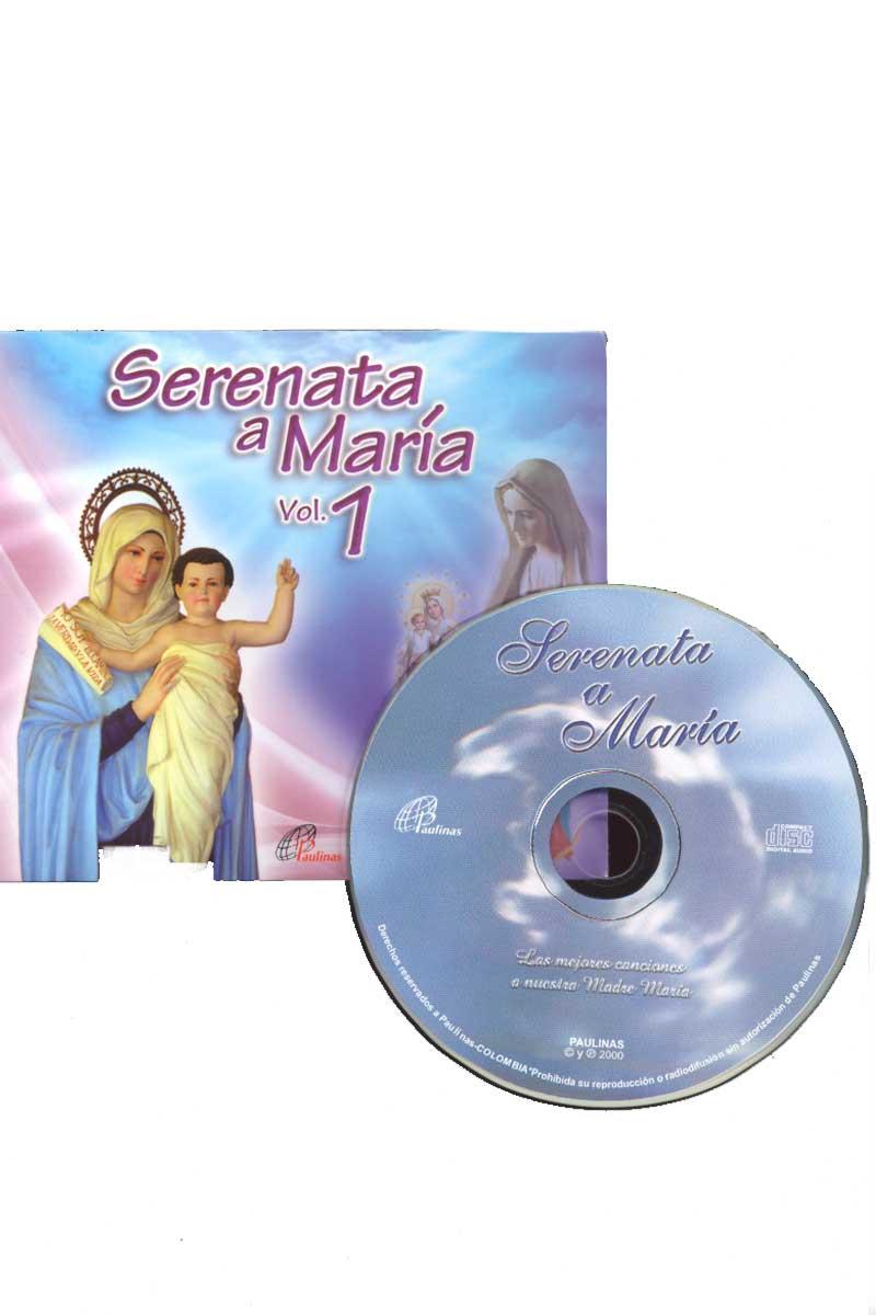 Serenata a María vol 1 -CD