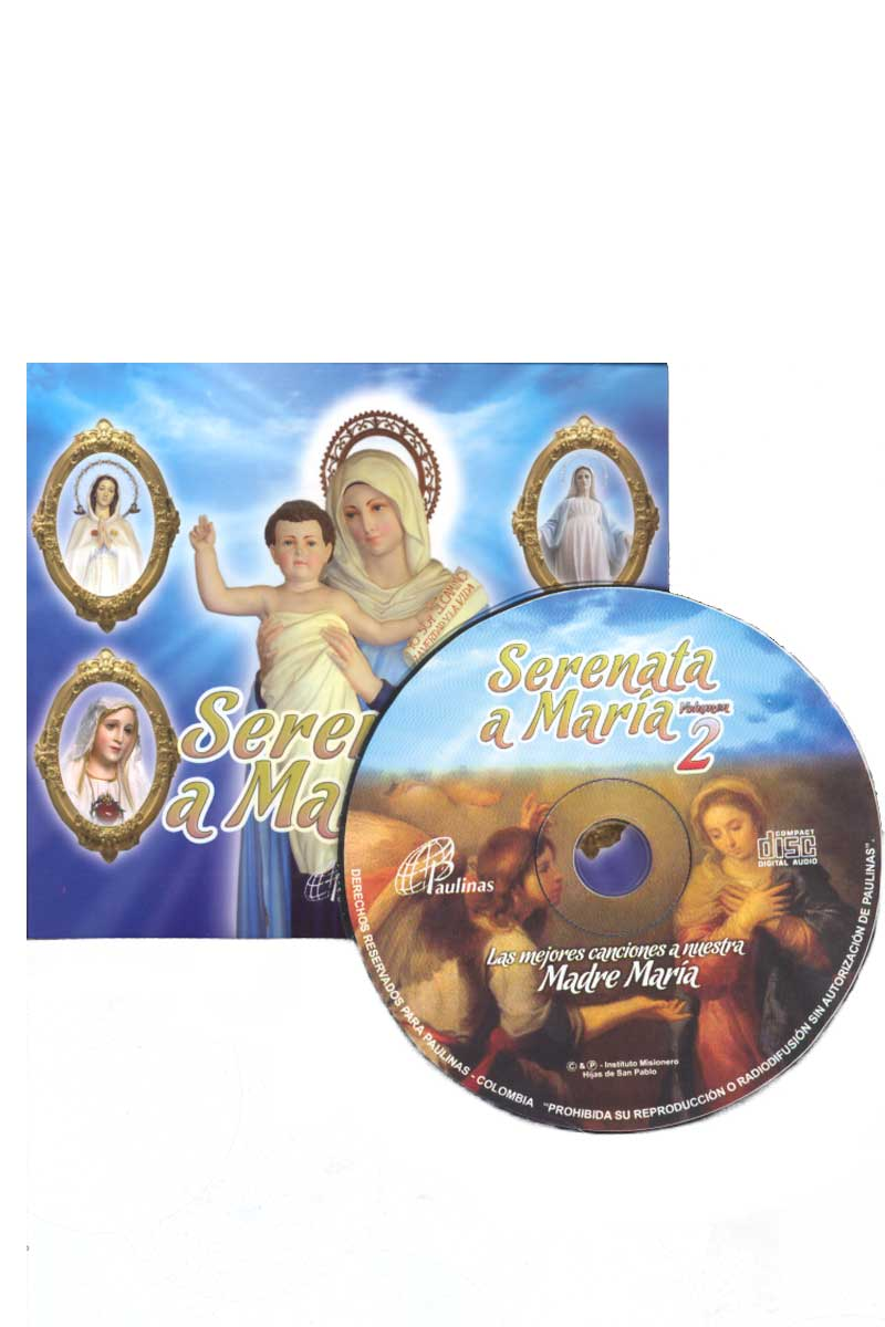 Serenata a María vol 2 -CD