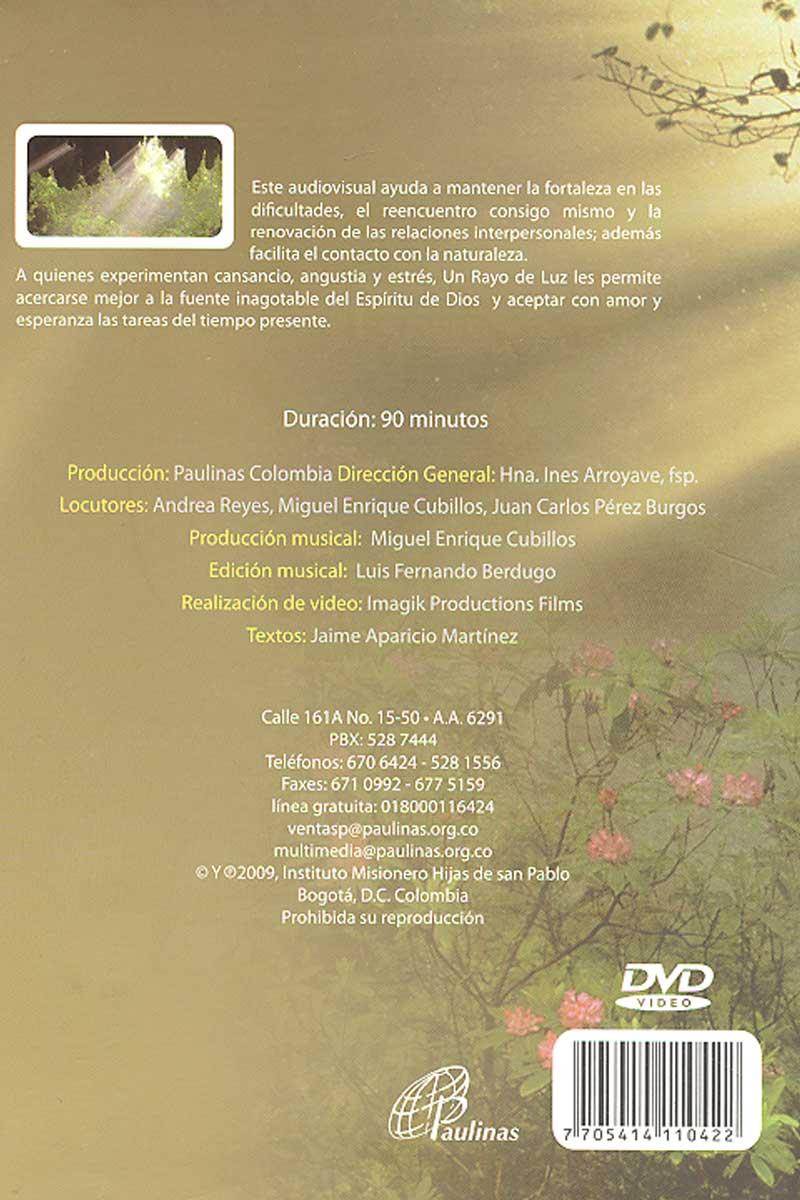 Un rayo de luz -DVD