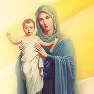 maria reina de los apostoles
